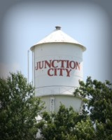 Junction City, KY Water Tower